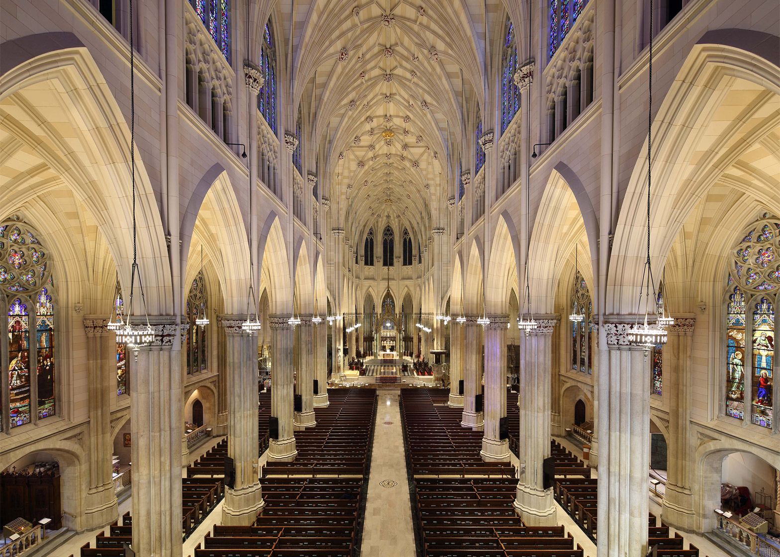 St. Patrick's Cathedral Conservation, Renovation & Systems Upgrade; New York, New York; by 