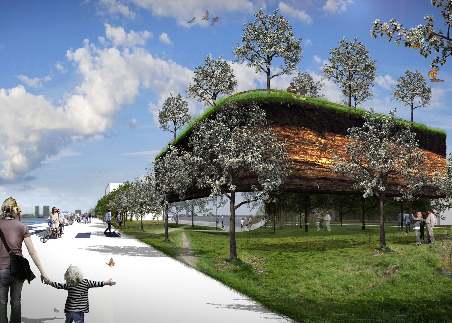 SubZero Pavilion by Doepel Strijkers