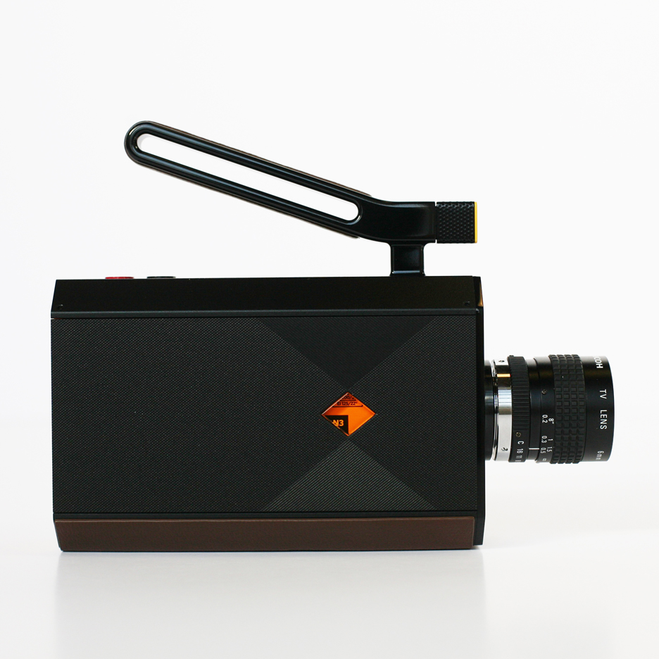Yves Behar redesigns Kodak Super 8 camera