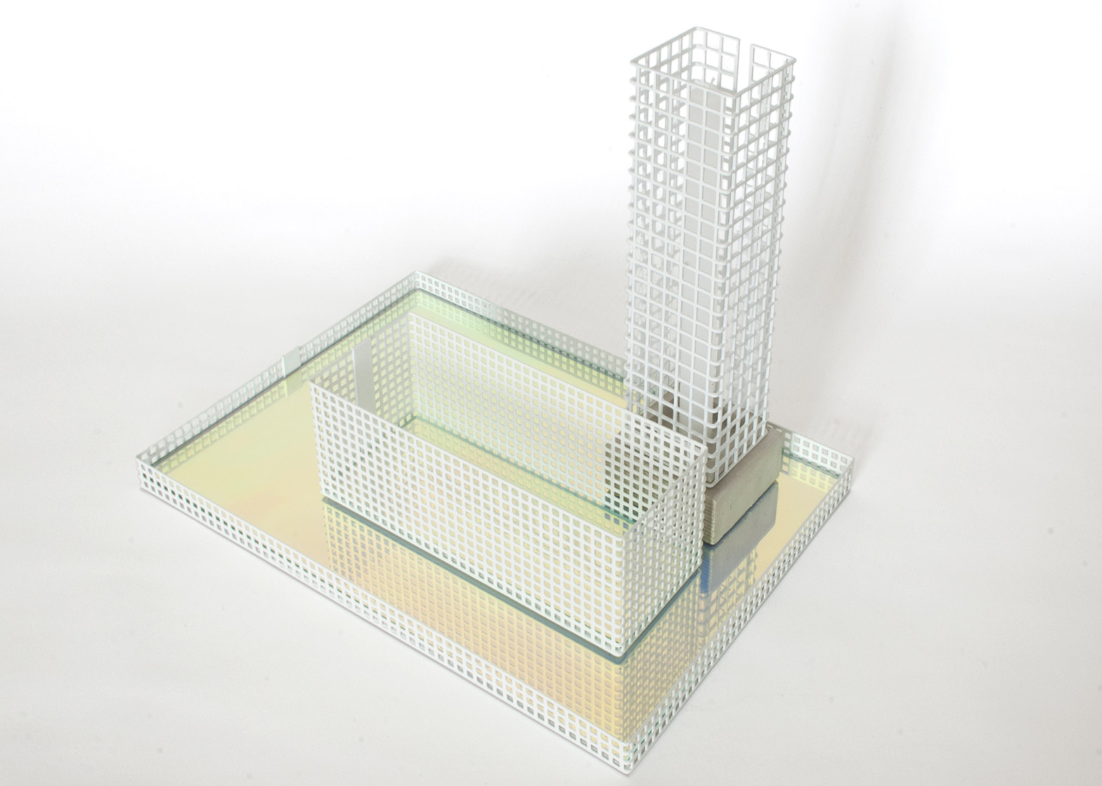Table Architecture by David Derksen