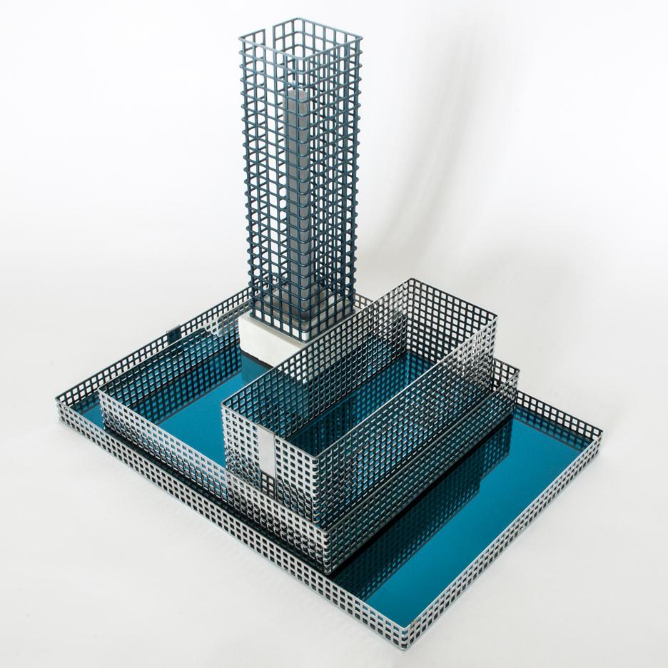 Table Architecture by David Derksen