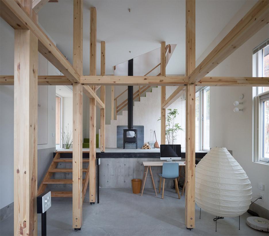 The Barn House by Akasaka Shinichiro Atelier