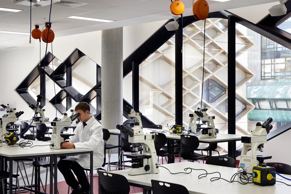The University of Sheffield by Twelve Architects