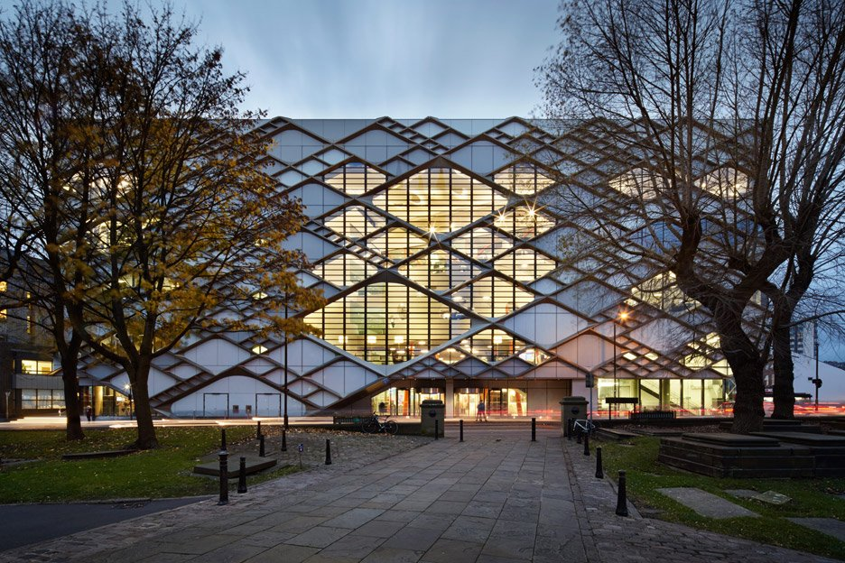 The University of Sheffield by Twelve Architects