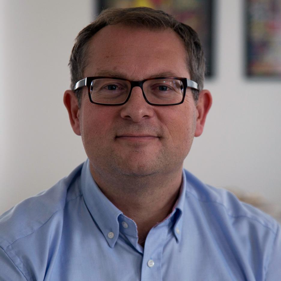 Thonet CEO Thorsten Muck