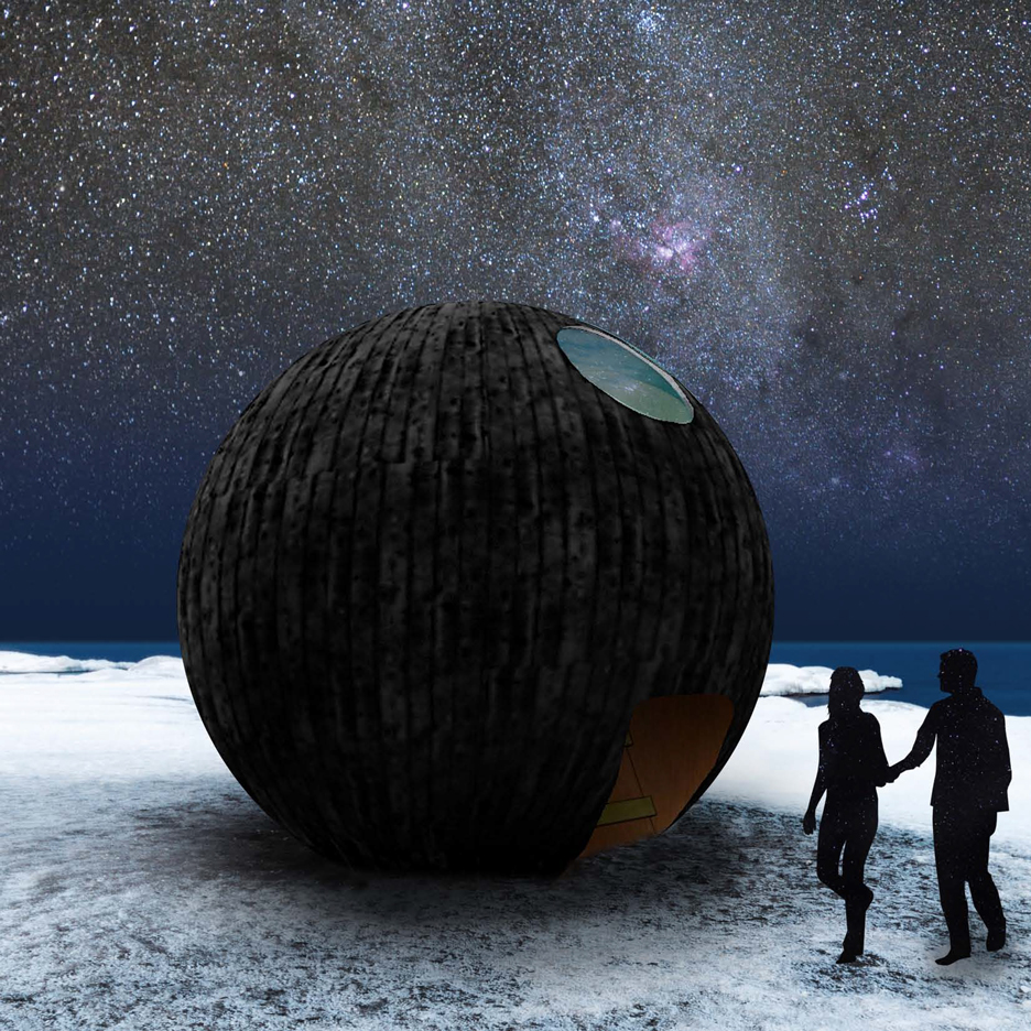 Winter Stations proposals unveiled for Toronto's frozen beaches