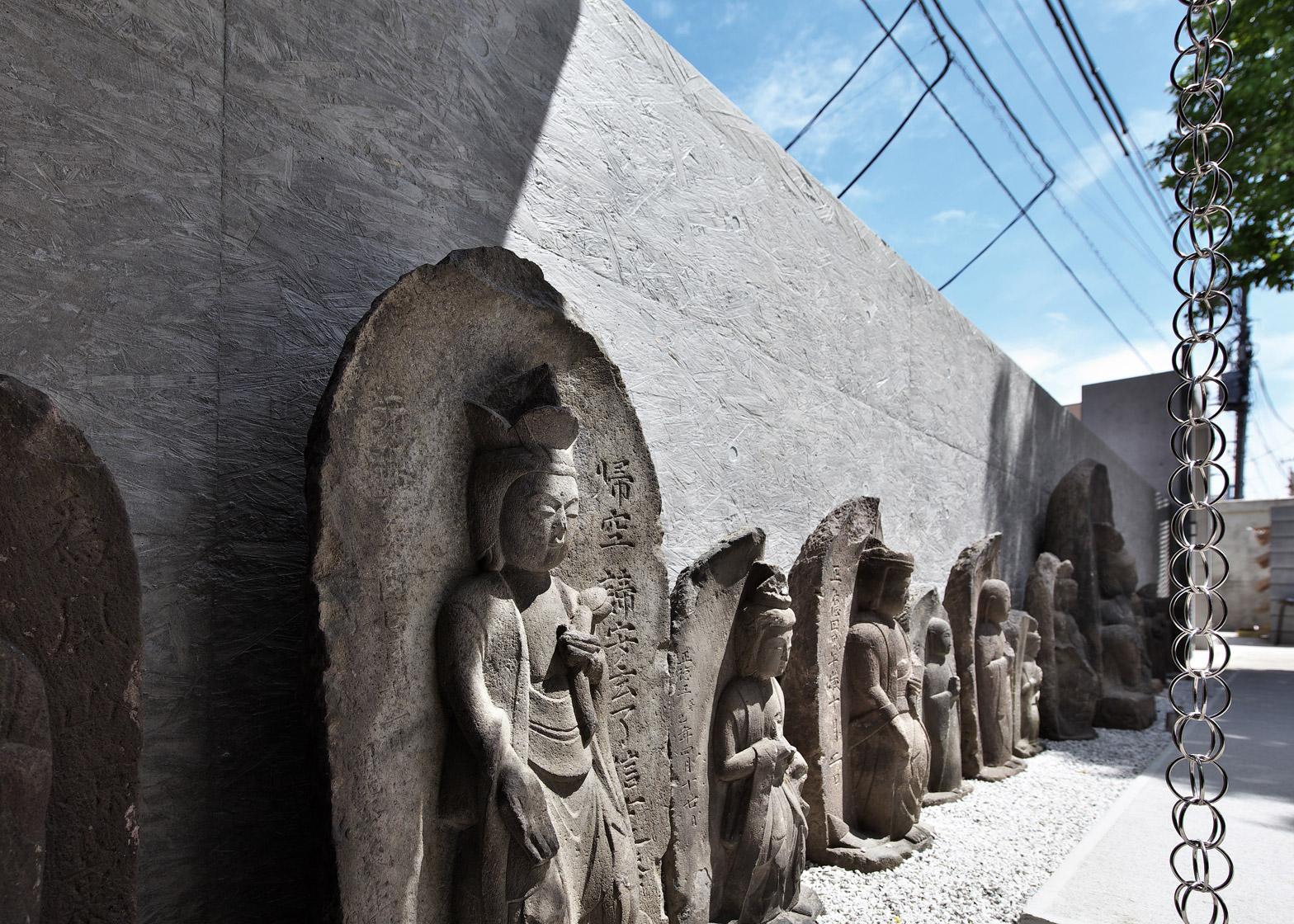 Tsunyuji by Satoru Hirota Architects