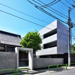 Buddhist temple in Tokyo upgraded by Satoru Hirota Architects