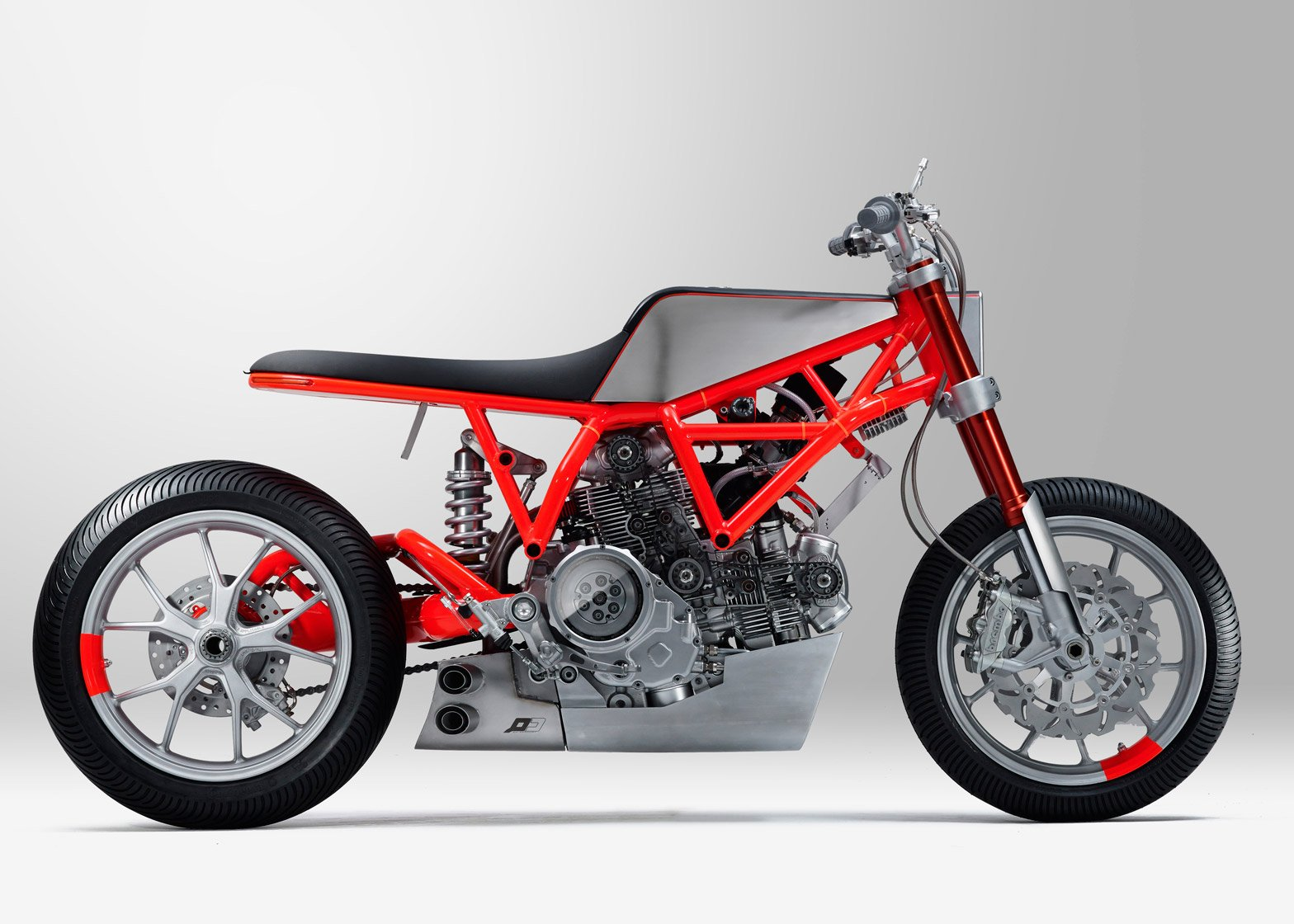 Ducati Scrambler motorcycle by Untitled Motorcycles San Francisco