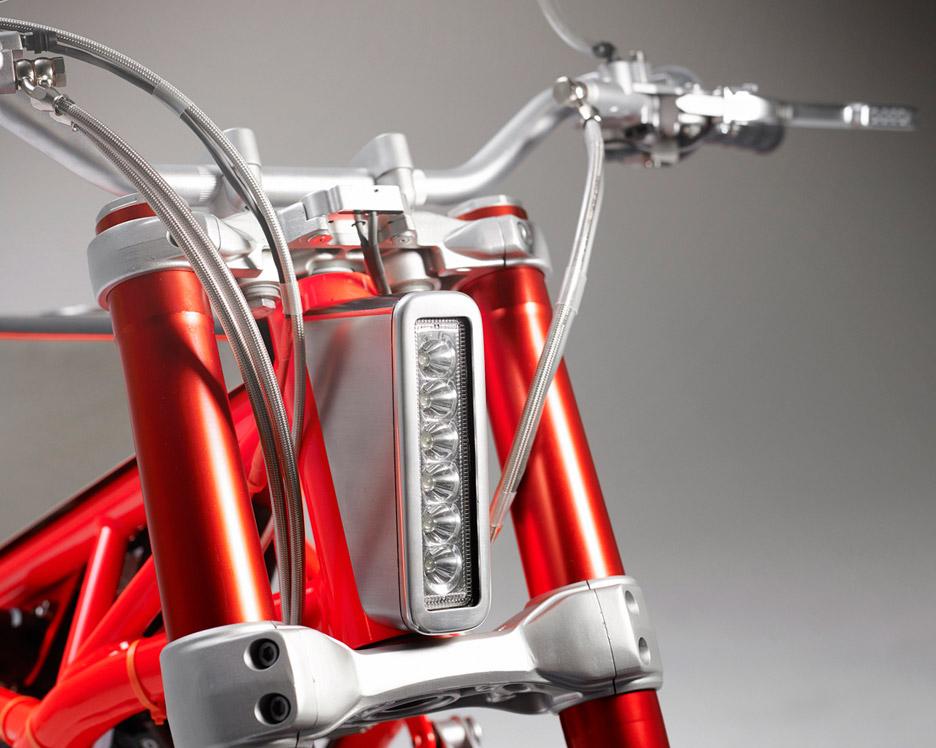 Ducati Scrambler motorcycle by Untitled Motorcycles San Francisco