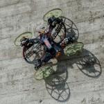Disney's VertiGo robot uses propellers to climb up walls