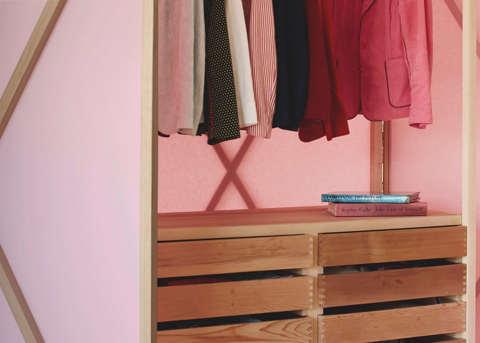 Wardrobe by Nina Tolstrup