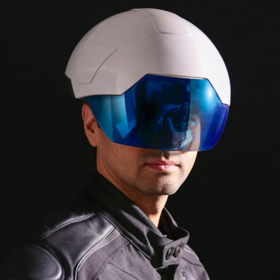 Daqri augmented reality helmet