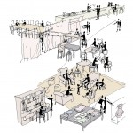 Carmody Groarke to design new members' room for V&A museum