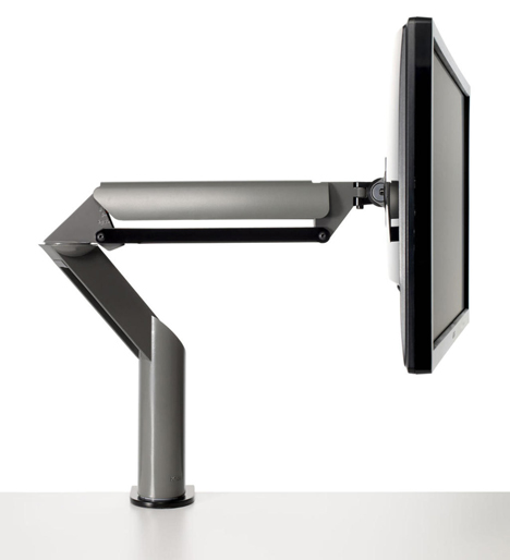 Sapper XYZ monitor arm system, Knoll, 2012