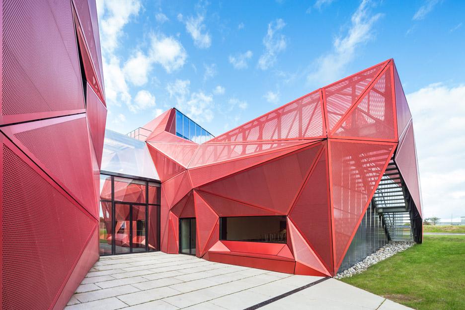 Espace Culturel de La Hague by Peripheriques