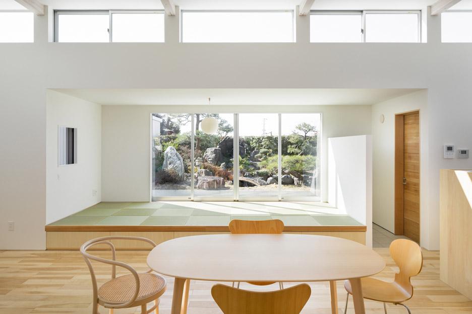 Floating House in Ogasa by Shuhei Goto Architects