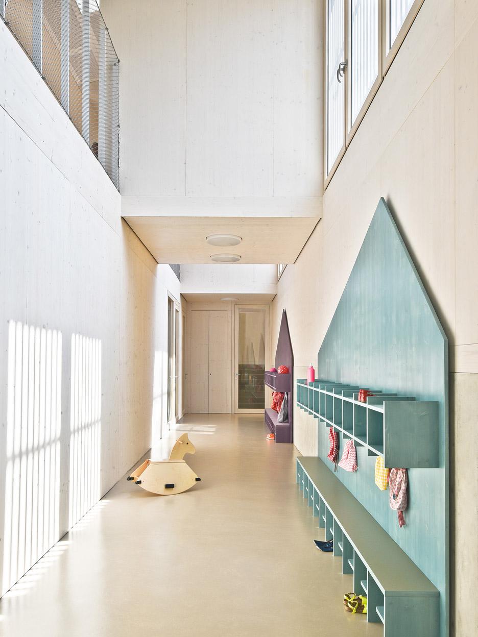 Kindergarten Ludwigsburg by Von M