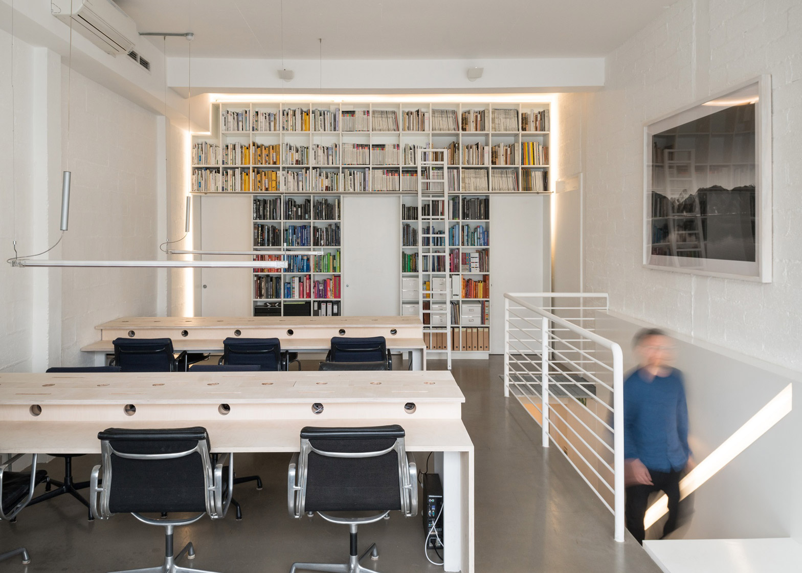 1 of 7 the modern house office with furniture by assemble