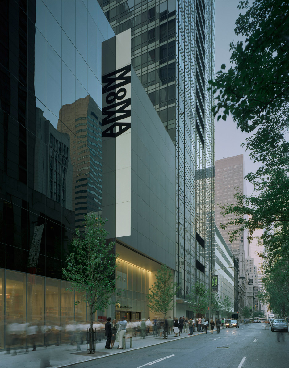 MoMa expansion by Diller Scofidio + Renfro in New York