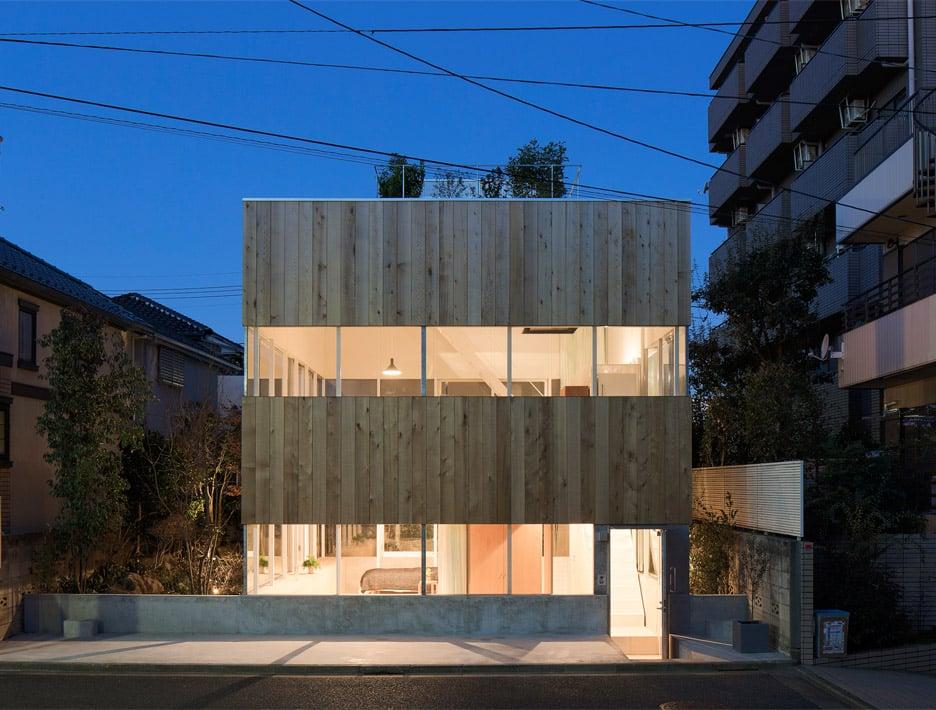 Nerima House by Elding Oscarson
