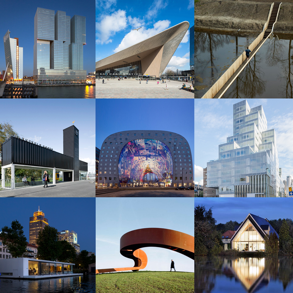 See innovative Dutch architecture on Dezeen's new Pinterest board