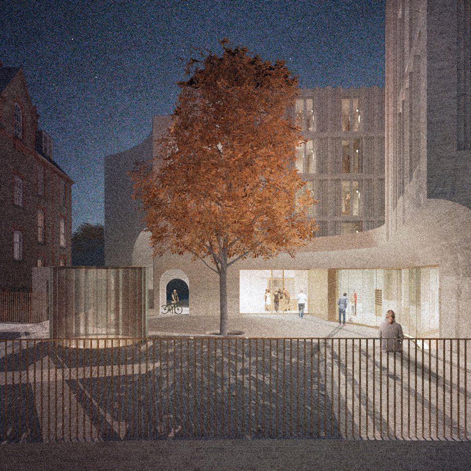 Five Shortlisted Concepts Unveiled For Extension To Oxford University  College