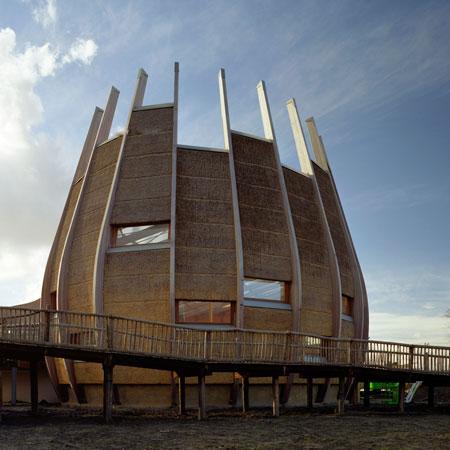 Savannehuis by LAM Architects