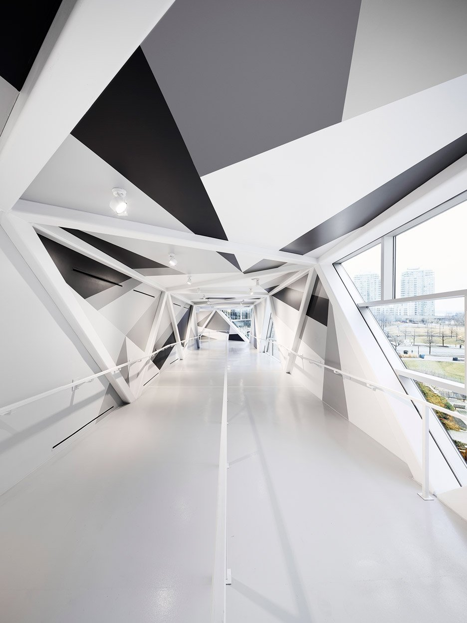 FSC bridge in Toronto by Jennifer Marman, Daniel Borins and James Khamsi