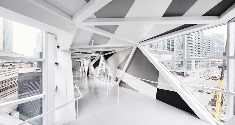 FSC bridge in Toronto by Jennifer Marman, Daniel Borins and James Khamsi