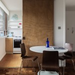 Adrian Manea refurbishes Modernist flat in London's Belsize Park