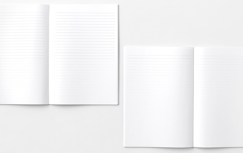 Stationery by Nendo