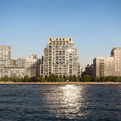 Robert A M Stern to design luxury condo building influenced by Manhattan's industrial past