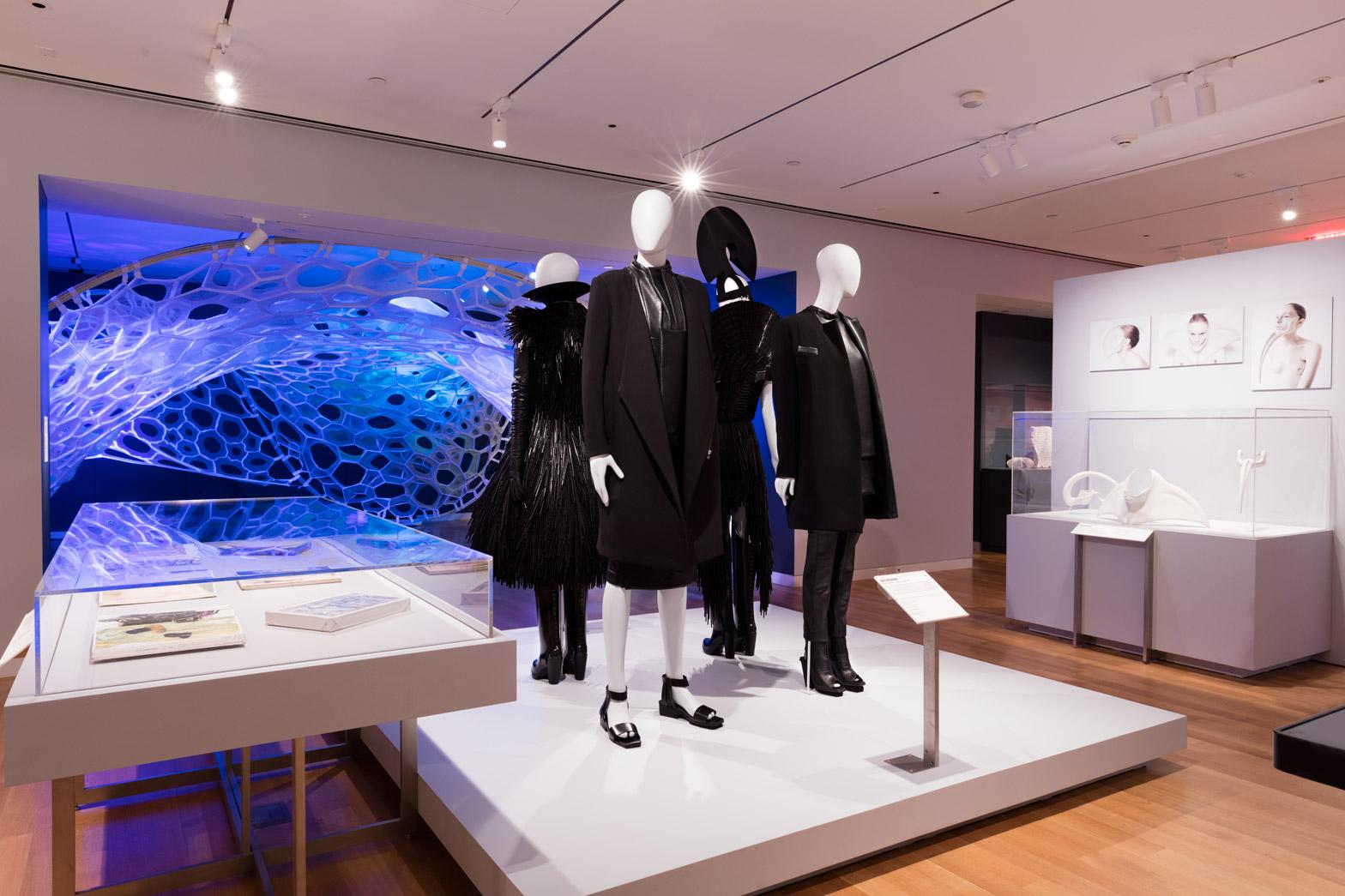 The Cooper Hewitt Design Triennial exhibition Beauty. Photograph by Matt Flynn