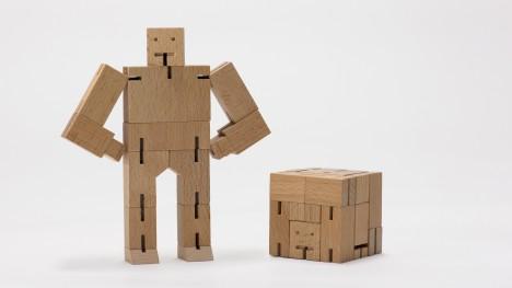 Cubebot by David Weeks
