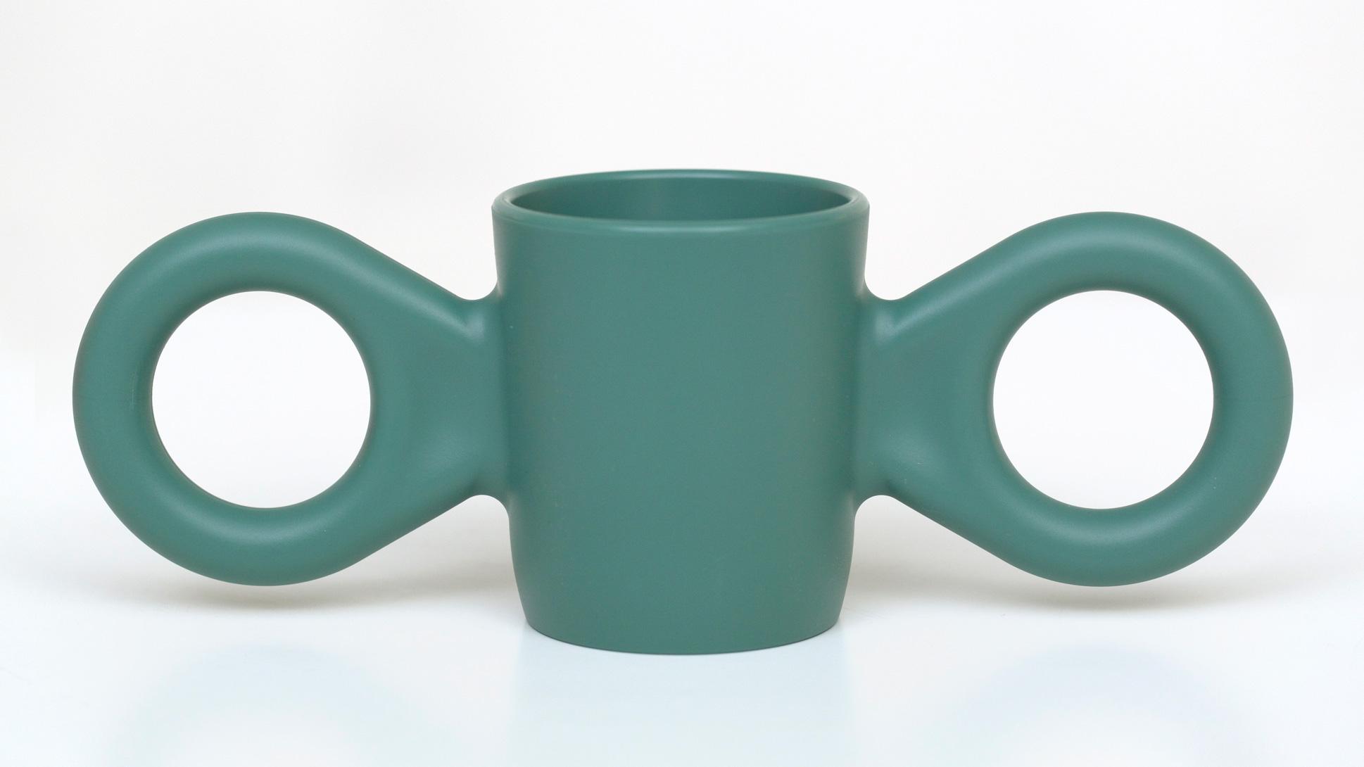 Dombo mug by Richard Hutten
