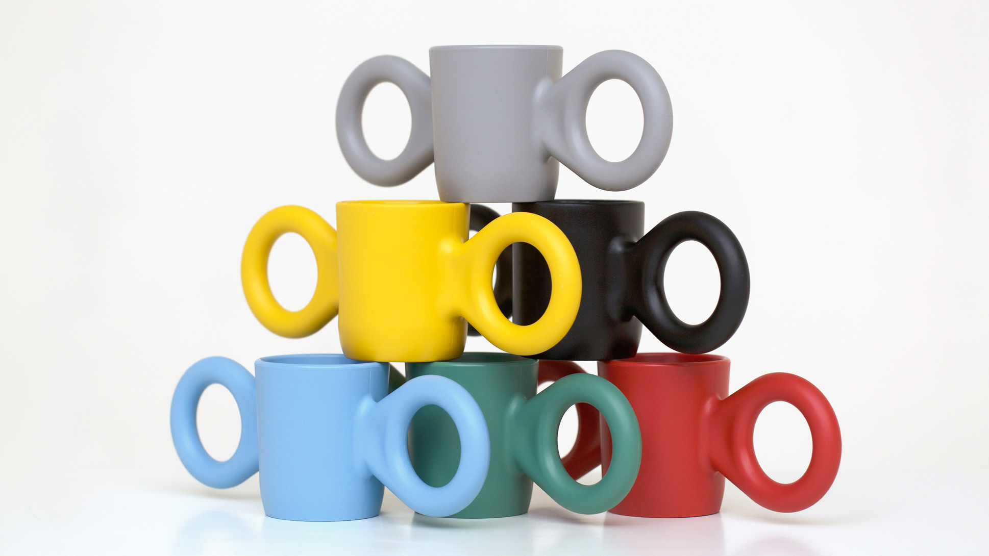 Dombo mug by Richard Hutten