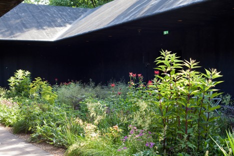 Serpentine Gallery Pavilion 2011 by Peter Zumthor