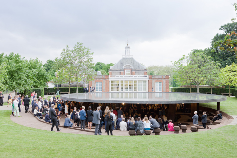 Serpentine Gallery Pavilion 2012 by Herzog & de Meuron and Ai Weiwei