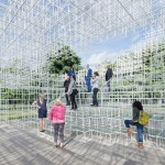"Sou Fujimoto was considered ""a risk"" for the 2013 Serpentine Gallery Pavilion"