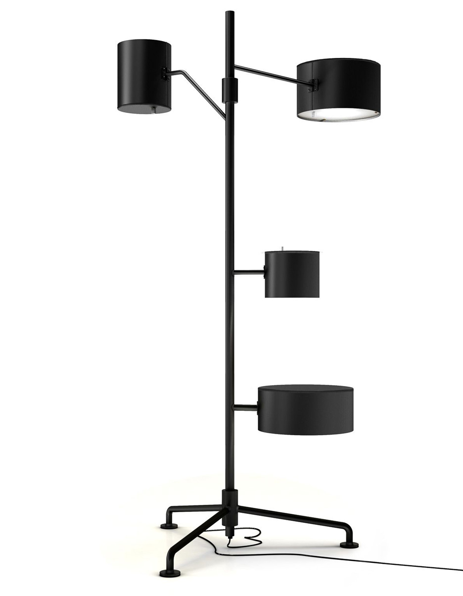 Statistocrat lamp by Atelier Van Lieshout for Moooi
