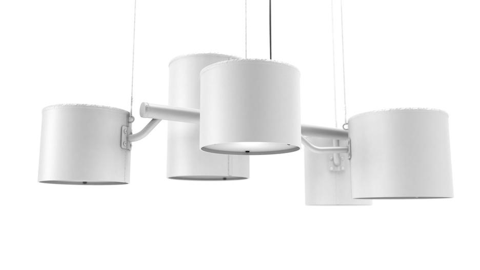 Statistocrat lamp by Atelier Van Lieshout for Moooi