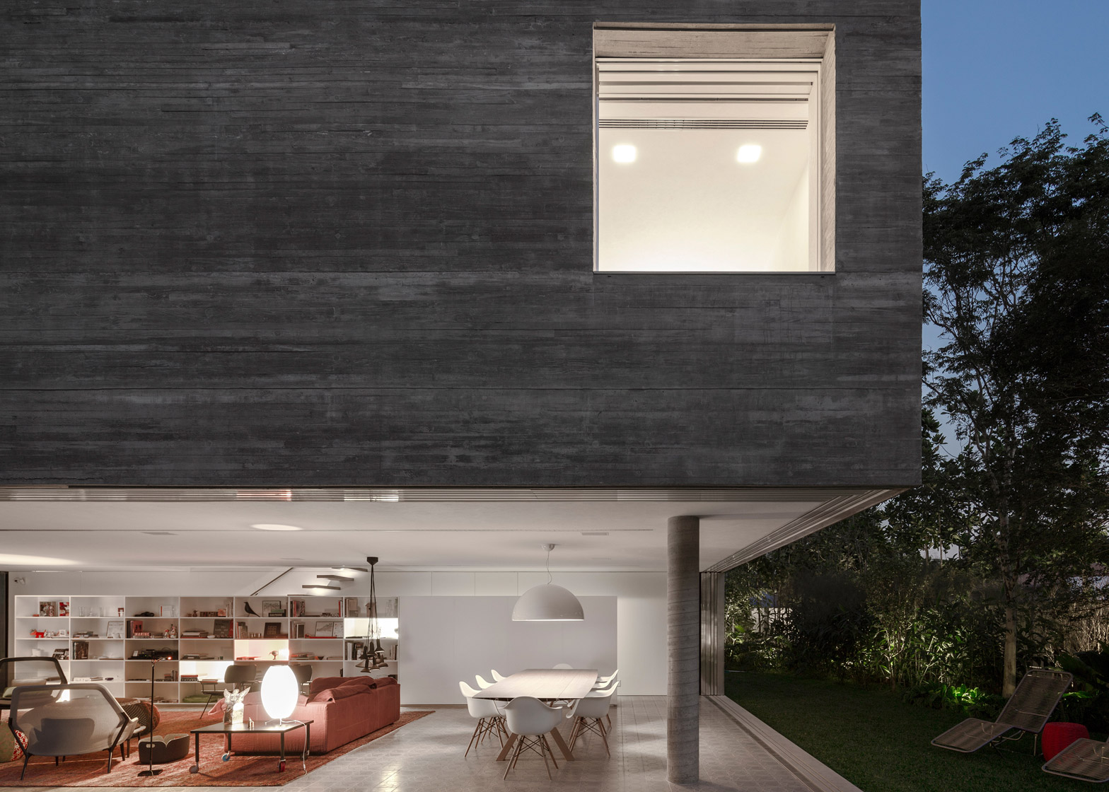 Casa Cubo by Studio MK27 – Platinum A' Design Award Winner for Interior and Exhibition Space Design category