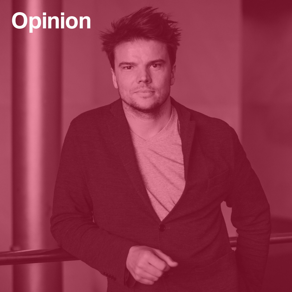 """Nobody plays with form as well as Bjarke Ingels"""
