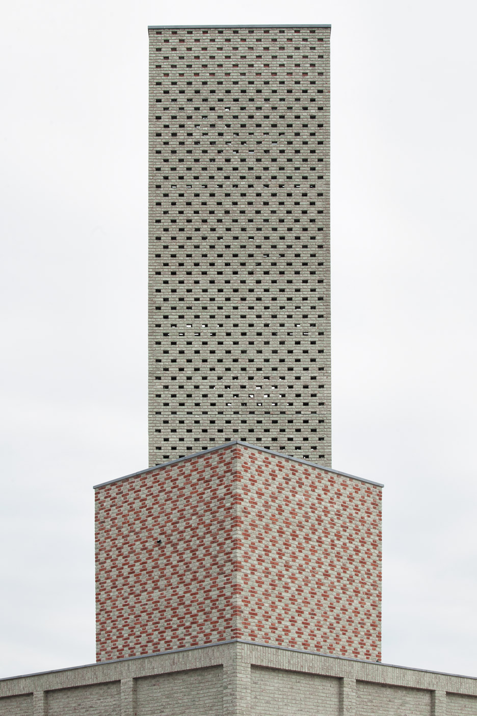 Abstract Tower by Monadnock