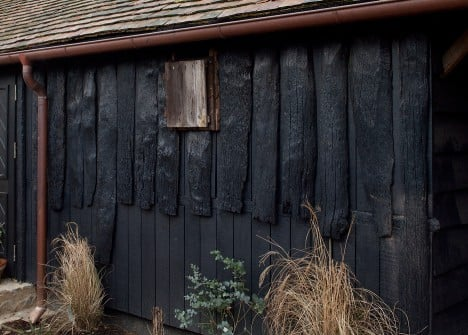 The Ancient Party Barn by Liddicoat & Goldhill in Kent, England