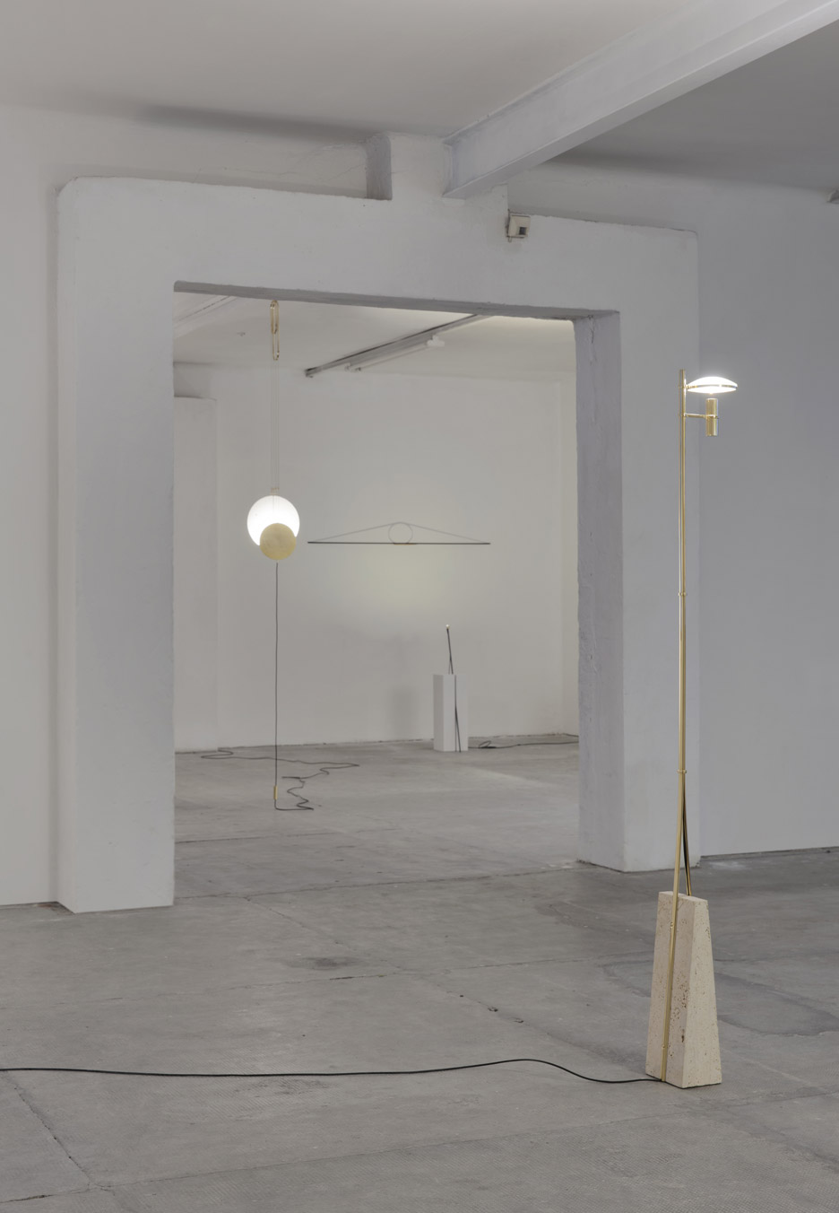 Formafantasma's Anno Tropico exhibition at Peep-Hope, Milan
