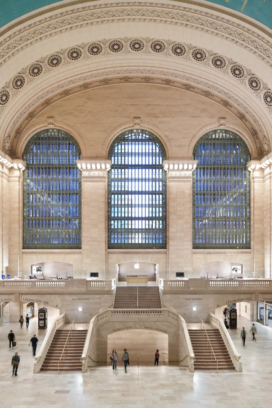 Apple given New York preservation award for repurposing historic buildings