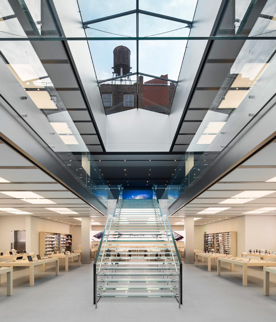 Apple receives New York preservation award