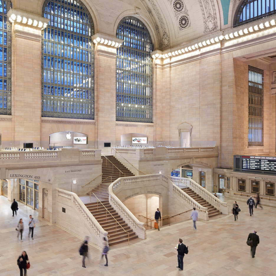Apple given New York preservation award for repurposing historic buildings